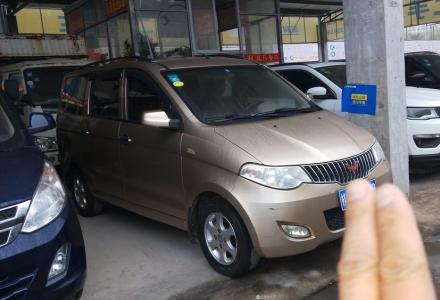 2012款五菱宏光舒适型