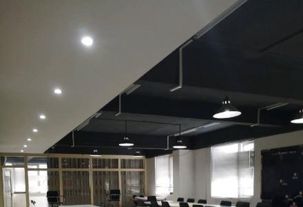 东安街丽景公寓旁纯写字楼办公415平米10000万三台空调