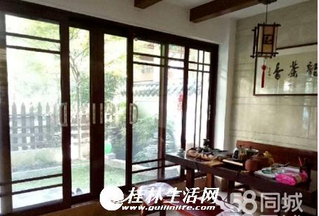 东晖国际一、二楼出售,6室3厅4卫,带60平米院子,使用面积大,262平米