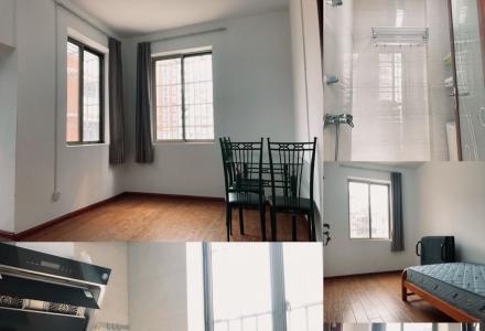 家乐商贸城后桂山宿舍2房1厅4楼精装修