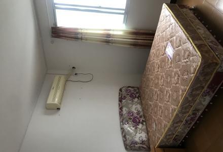 (非中介,自有房,不收中介费)沃尔玛商圈二房一厅一厨一卫整套房出租,家具家电齐全