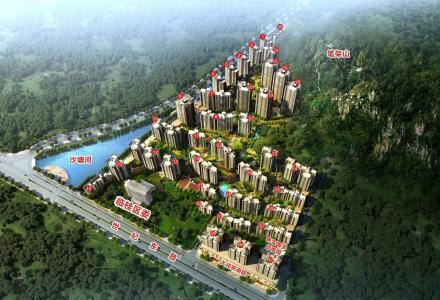 临桂新区中心地段现房出售,可按揭,支持公积金贷款