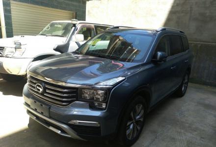 私人出售广汽传祺GS8,2017款 320T 两驱豪华智联版(二手车商勿扰)