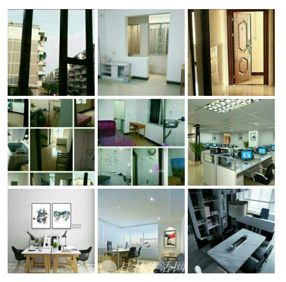 桂林租房1,3,4,7楼空10间配家电网