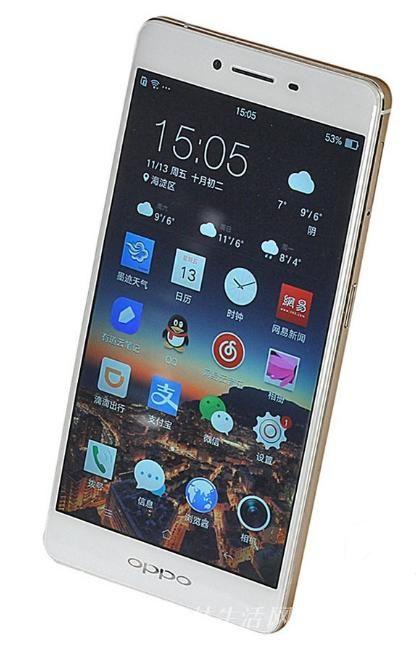 自用,oppo高端美颜手机,最高配置,4G运行内存,5.5寸大屏