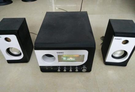 95成新,高音质品牌低音炮/音响,电脑笔记本音箱,低价转让