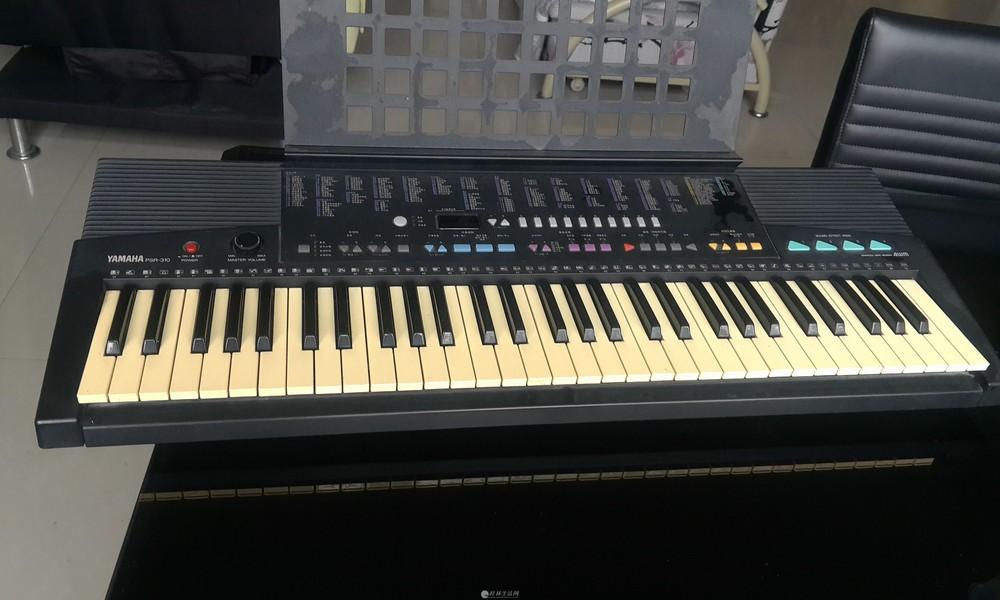 雅马哈电子琴PRS—310