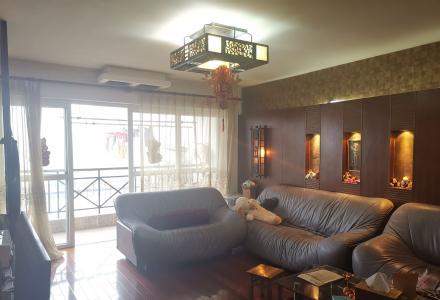 SPY雉山路【新洲花园】顶楼复式4室+30平大露台 售140万
