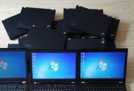 95成新,处理一批14寸宽屏笔记本,4G内存,160G硬盘