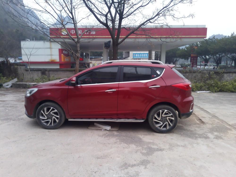 2016年1月上户江淮瑞风S2自动挡SUV