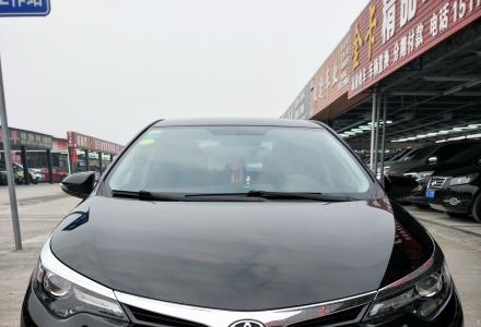 丰田雷凌 准新车 1.6L自动天窗