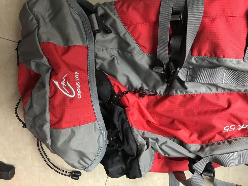 CROSSTOP品牌99新重装户外背包转让