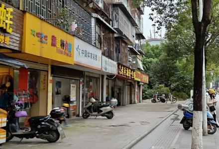 xq急售宁远桥黄金商铺租金四千六一个月85万价格协商