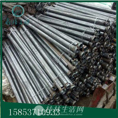 管缝式锚杆 煤矿专用管缝式锚杆鑫隆专业厂家 15853710933