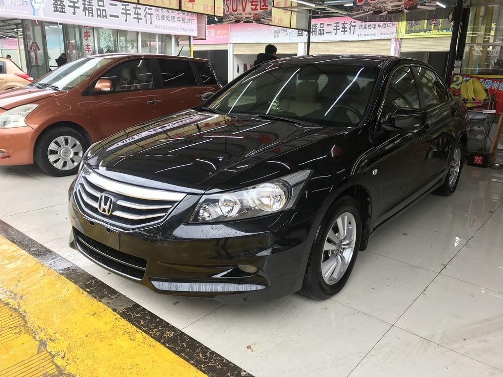 本市一手车2012年2月上牌的本田最新款8代雅阁2.0L&#160豪华版、车况极品&#160