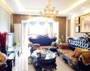 T万达旁 彰泰天街名都豪装2房2厅89平带家具家电仅售130万