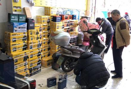 揭秘桂林批发电动车电池为什么这么便宜?