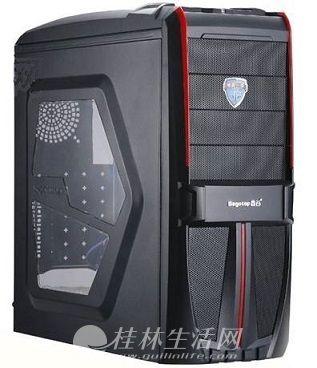 全新四核电脑,高端游戏主机,6G内存,GTX650独显,500G硬盘