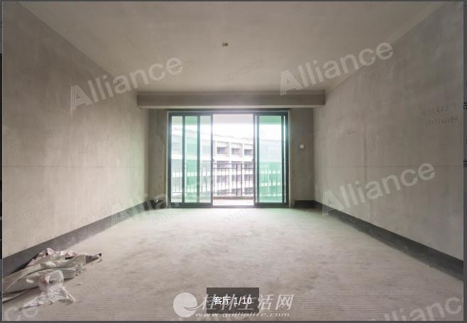 南溪小学学区 桂青路百年荟 城市广场 电梯三房 清水有钥匙 即来即看