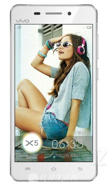 步步高手机,步步高 X5M,骁龙八核4G手机超薄超级漂亮