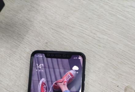 小米8  黑色 8GB+128GB