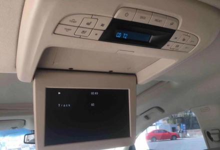 私家车别克3.0GL8顶配7座豪华商务车