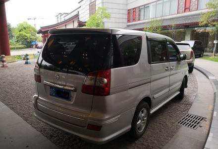 日产御轩7座MPV商务车(私家车)