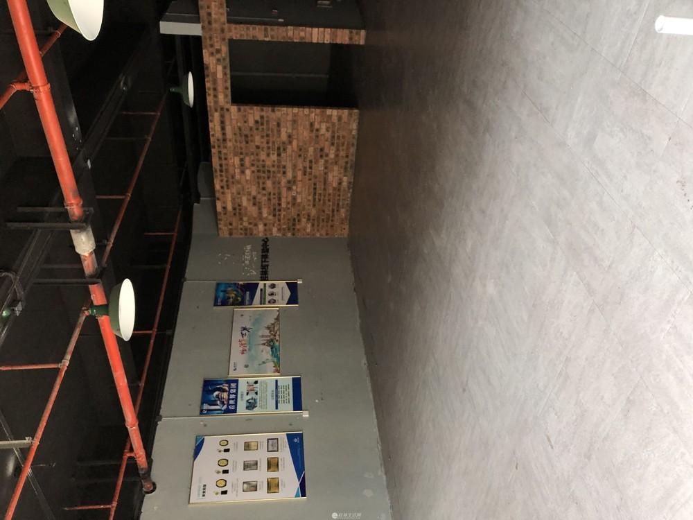 出租,万达金街铺面,200平米,3楼,30元/平米