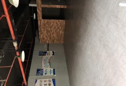 出租,万达金街铺面,209平米,3楼,30元/平米