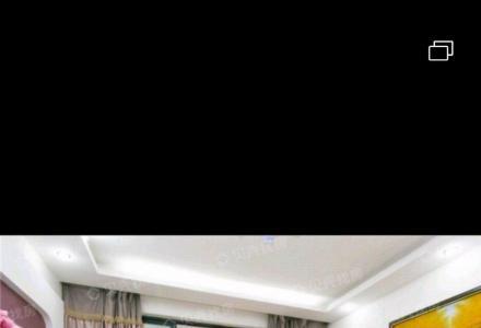 象山区,彰泰城2室2厅1卫精装出售
