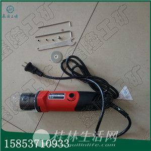 山东厂家直销电动钨极磨尖机 钨棒研磨机 便携式钨极磨削器