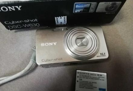 数码相机,索尼W630卡片机学生机