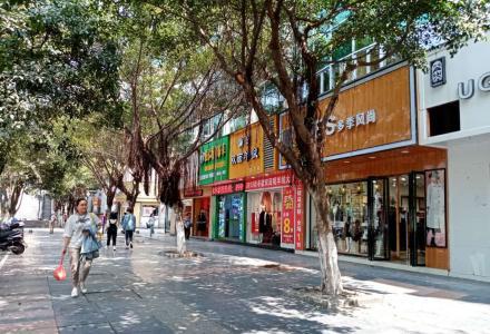 十字街正阳步行街 旺铺30平米带租约出售!