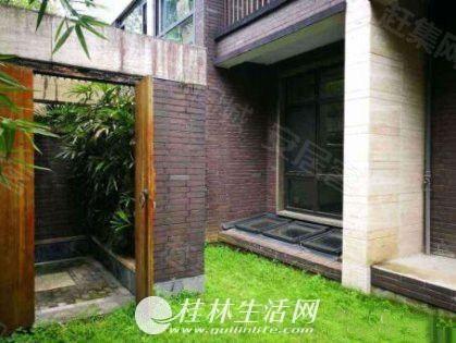 Y双公园,桃花江边【原乡墅】养生别墅产权242平米实用500平米三面花园420万