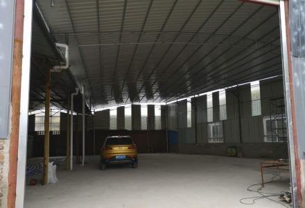全新钢架结构厂房出租(可做仓库)