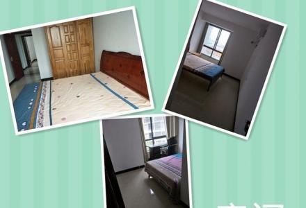 新房七星区联发旭景三房二厅二卫出租
