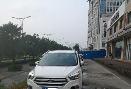 2018款福特翼虎 9.5成新