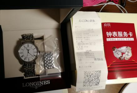 浪琴瑰丽系列L4.921.4.11.6低价转让