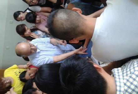 桂林学中医小儿推拿手法的培训机构哪里有教几个手法