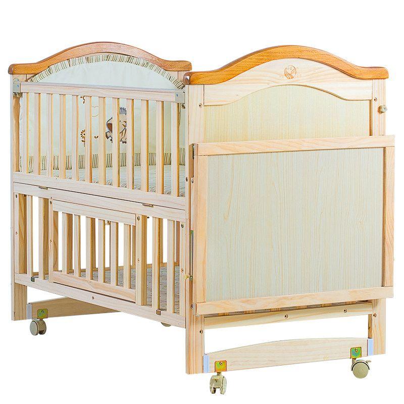 因搬家转手自己好用的宝宝床