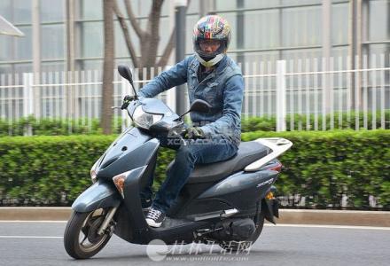 95新五羊本田佳御110水冷电喷踏板摩托车