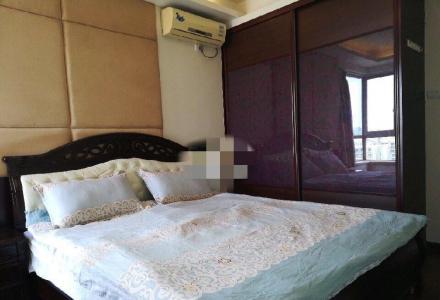 世纪新城:3房2厅2卫,150平米,7楼,租金3000元,精装修,家电家具齐,拎包入住