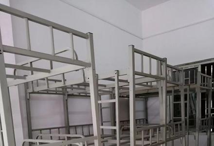 95成新两层三层学生床