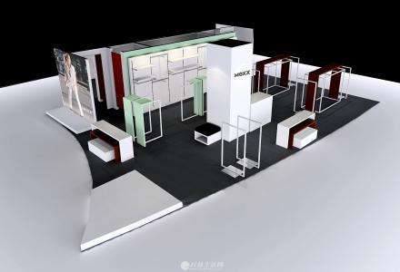 工厂定制各种家具衣柜展示柜设计下单部01
