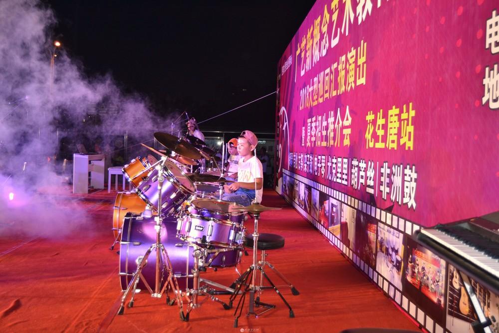 广艺琴行常年招生 钢琴 古筝 架子鼓 吉他 尤克里里