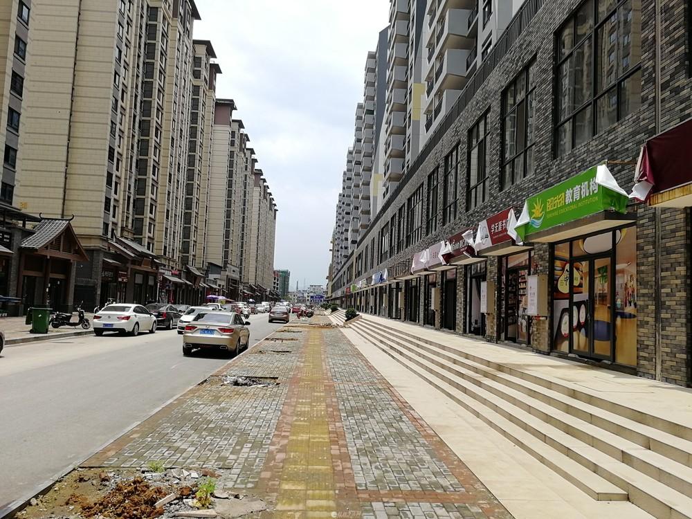 HK七星万达广场旁 棠棣之华 临街商铺 一手旺铺