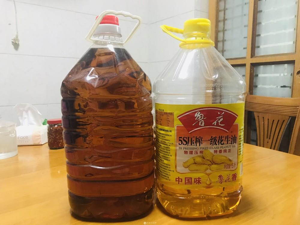 陈年土山茶油10斤400元