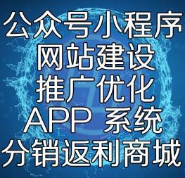 桂林网站建设手机APP软件开发定制微信公众号小程序