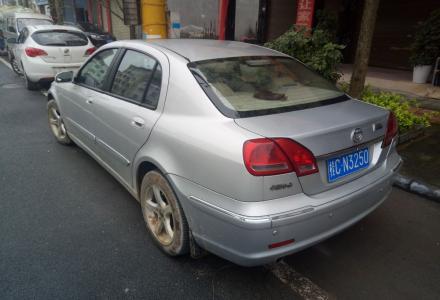 中华骏捷2007款私家车手续齐全到8月底