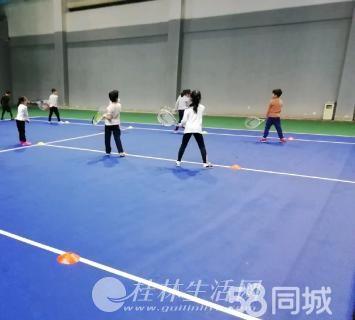 青少年、成人网球培训